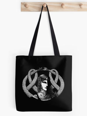 Redbuble Tote Bag